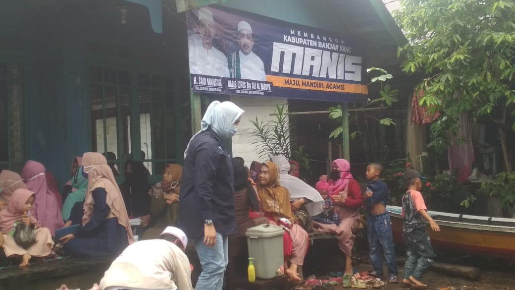 Warga Desa Podok: H Saidi Orang Baik 5