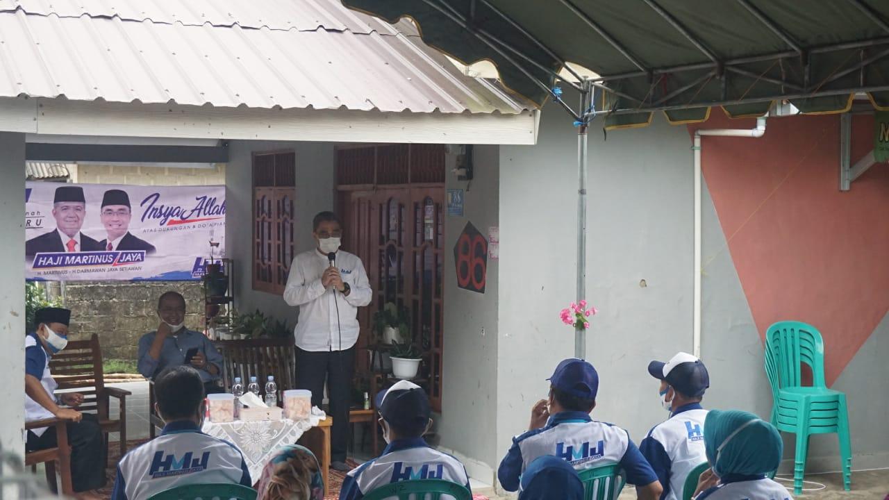 HMJ Didukung Kaum Milenial Gotong Royong 7