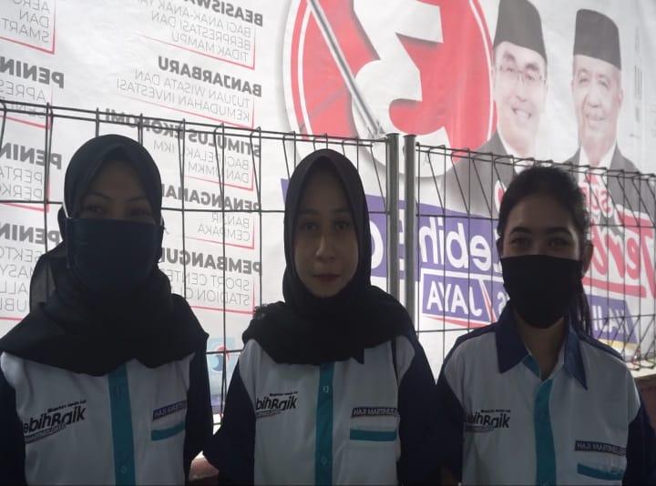 HMJ Didukung Kaum Milenial Gotong Royong 1