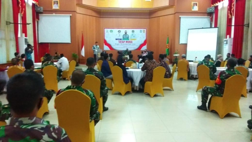 Brigjen TNI Achmad Said Bangga Banjarbaru Raih Indeks Pembangunan Tertinggi di Kalsel 6