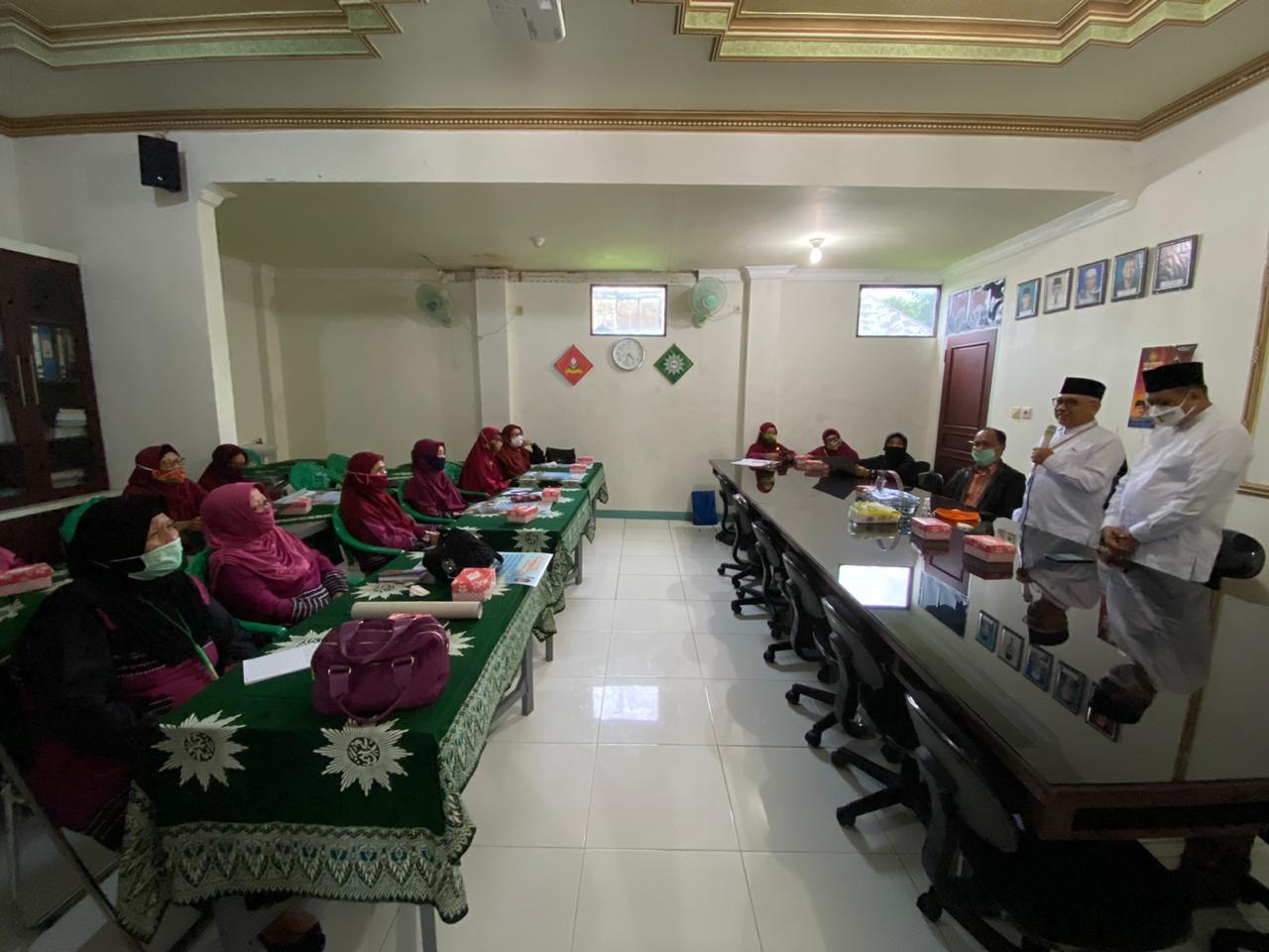 Visi Misi Haris-Ilham Didukung Pengurus MD Banjarmasin 5