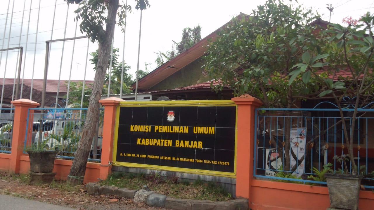 KPU Banjar Masih Menunggu Regulasi Teknis Pencoblosan? 6
