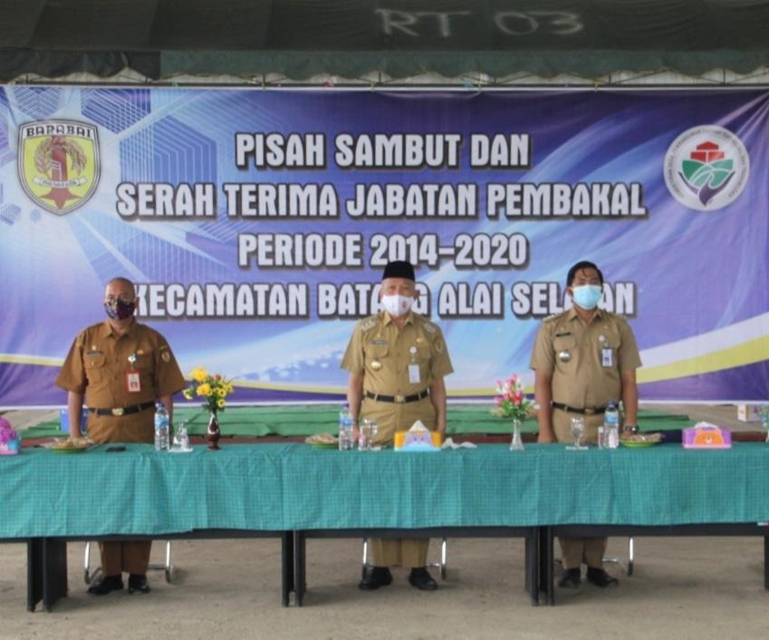 16 dari 18 Pembakal di Batang Alai Selatan HST Akhiri Masa Jabatan 9