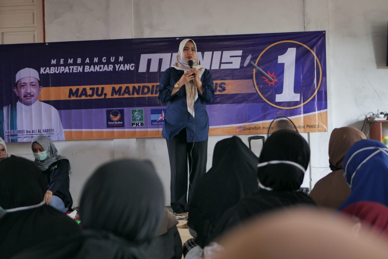 "Warga Desa Bawahan Pasar Mataraman: ""Yang Penting H Saidi Menang"" 7"