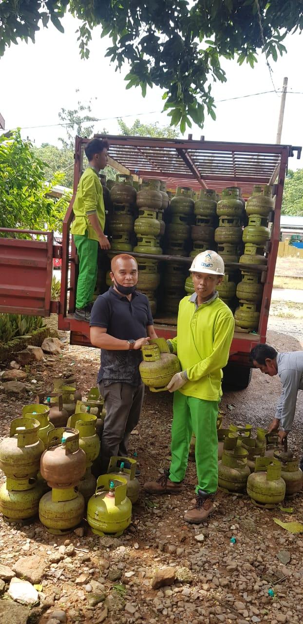 Operasi Pasar Gas Elpiji Kembali Digelar Di Simpang Empat 7
