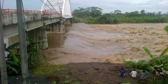 4 Kecamatan Rawan Banjir, Debit Airnya Sudah Mengalami Peningkatan 1