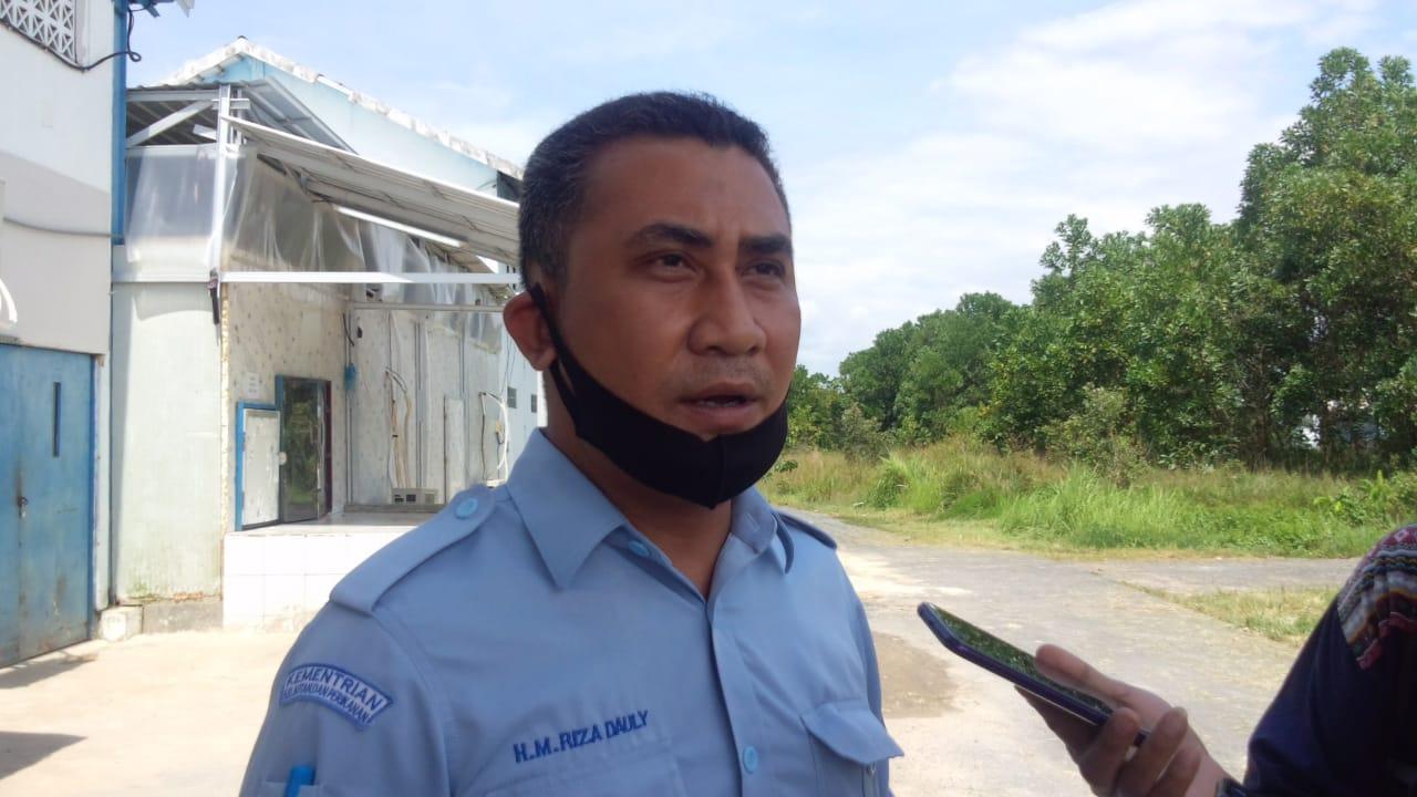 Monitoring Dan Evaluasi Bantuan Pemerintah, Minapolitan Sungai Batang Dikunjungi KKP RI 7