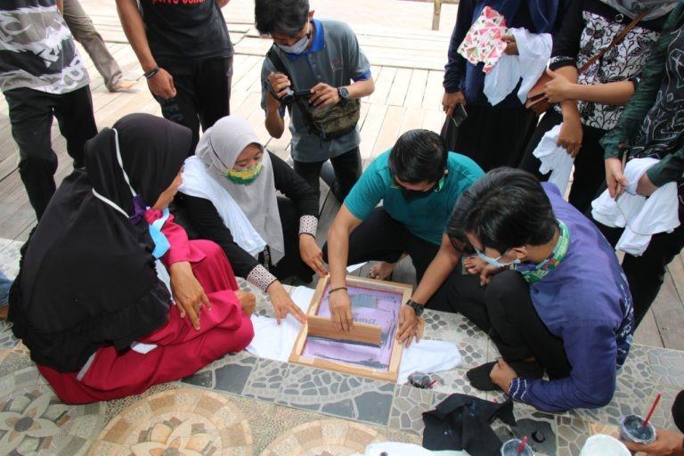 Disbudpar Banjar Gelar Workshop, Gaet Pemuda Ciptakan Souvenir Wisata 1