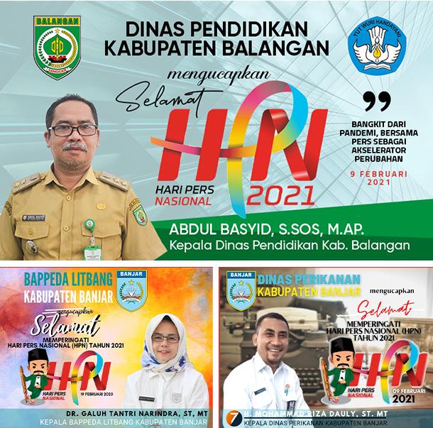 RSUD RZ DISDIK BLNGAN BAPPEDA BJR Perikanan Banjar 3
