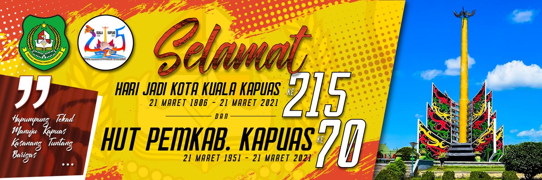 Iklan Hari Jadi Kabupaten Kapuas 11