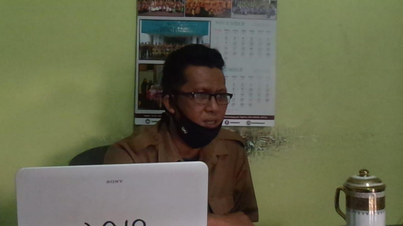 Kasi Penyelenggaraan Haji dan Umrah PHU Kantor Kementerian Agama Kemenag Kabupaten Banjar H. Rimazullah.
