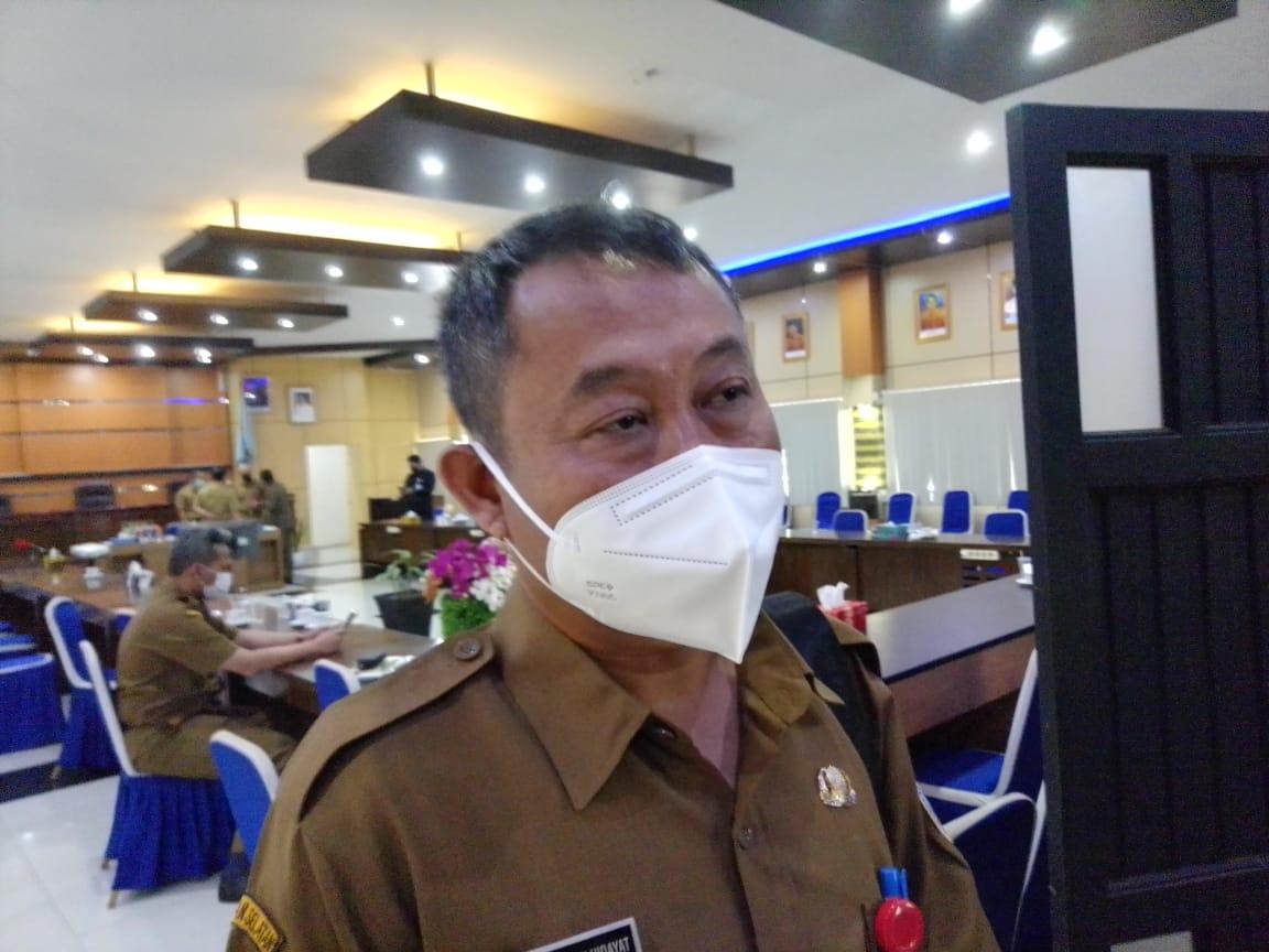 Direktur RSUD Ratu Zalecha Martapura dr. Tofik Norman Hidayat memastikan pihaknya telah melakukan persiapan menghadapi lonjakan pasien Covid 19