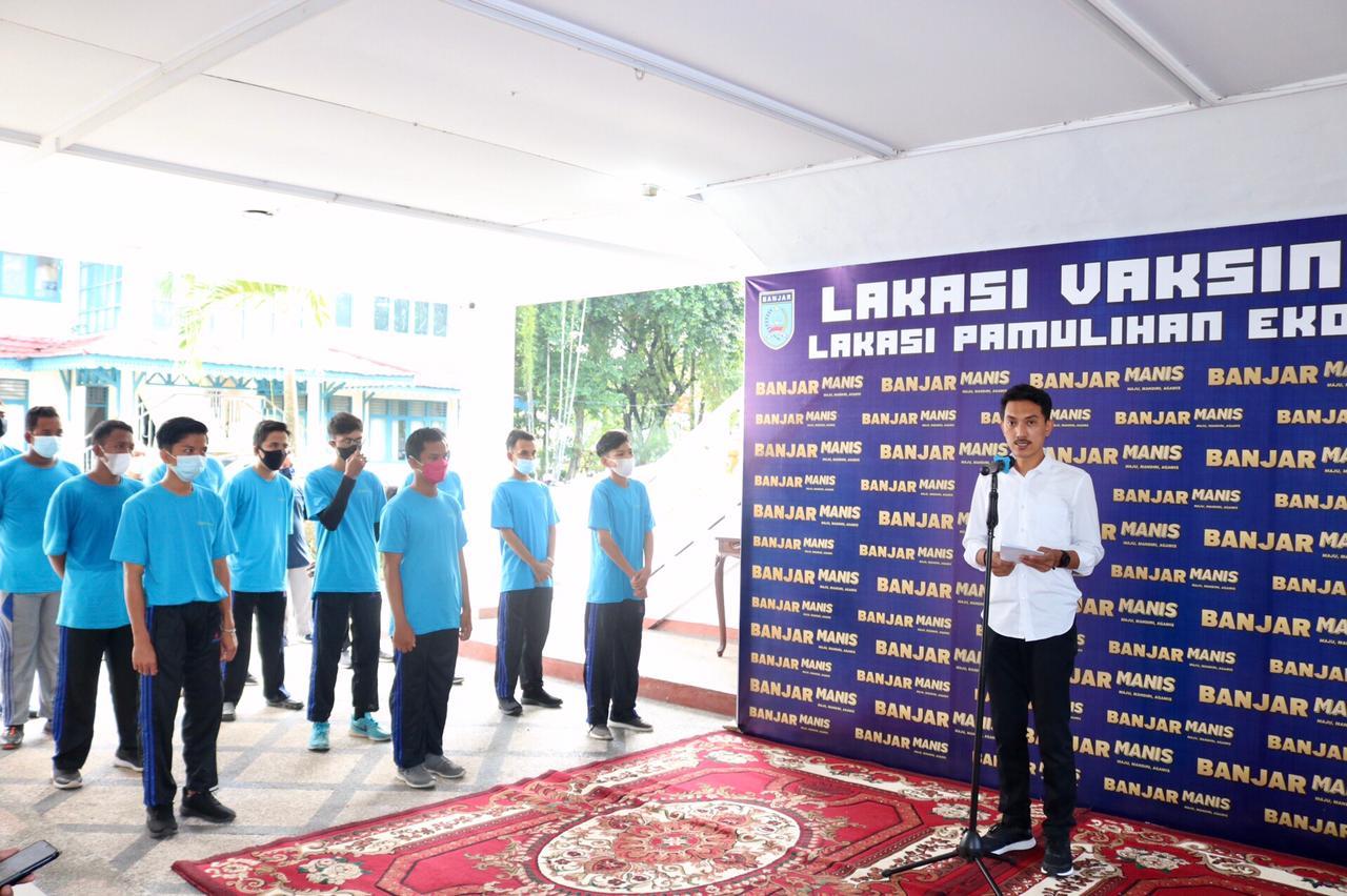 Kontingen SOIna Kabupaten Banjar akan berlaga di Pekan Olahraga Daerah Special Olympics dimana Kota Serambi Mekkah menjadi tuan rumah